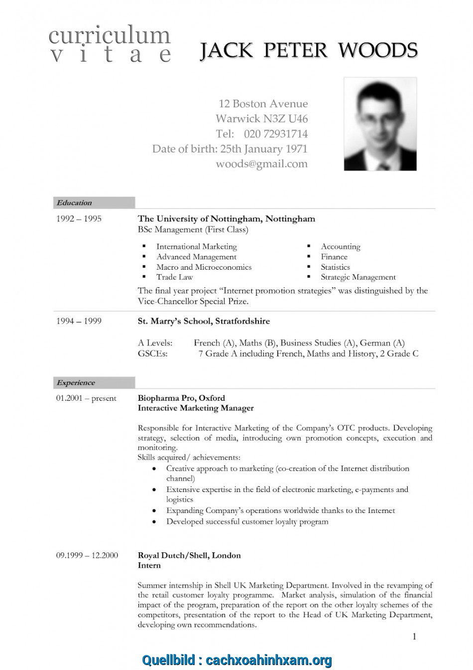 Kostbar American Cv Format Resume Samples Sample Resumes With Amazing Us