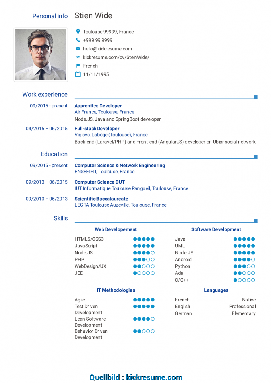 Neu Create Your EuroPass CV, Cover Letter In Minutes. Make Your Skills Understood Across Europe With, European Standard CV Template