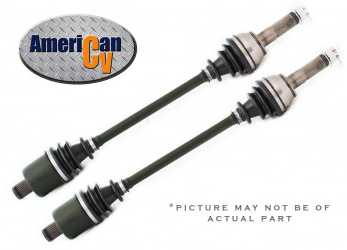 Oben ... 2013-2016 POLARIS RANGER, XP, RUGGED TERRAIN REAR, CV AXLE SET