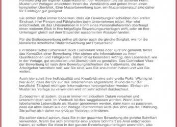 Briliant 15+ Bewerbung Immobilienkauffrau Muster Parenthetical Note