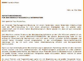 Trending 16+ Bewerbung Marketing, Cant Wait Productions