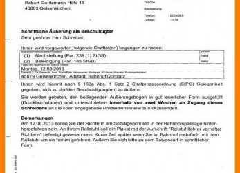 Detail 18+ Bewerbung Muster Polizei, Water Bury Child Guidance