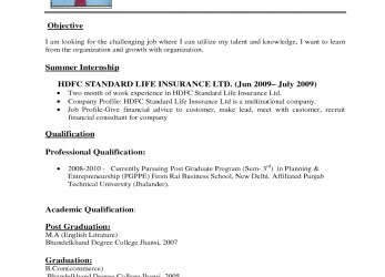 Perfekt Images Of Resume Format #Format #Images #Resume, Download Resume