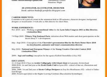 Erweitert Cv In English Examples.Cv-English-Student-6-Resumes -In-Resume-Example-Pdf-Augustais-Pdfhtml-Sample-37A.Jpg