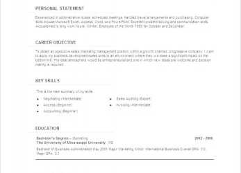 Primär Openoffice Cv Template, Selo.L-Ink.Co With Professional Resume Template Open Office