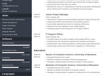 Prime Online Resume Builder: Build Your Perfect Resume Now! Just 5 Minutes