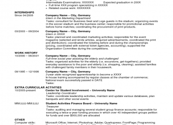 Liebling Usa 4 Resume Examples Pinterest Resume Examples Resume And