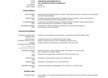Qualifiziert Sample Resume, English Teacher Job. Cv Resume English Teaching