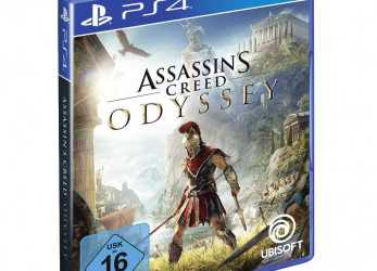 Neueste Assassin'S Creed Odyssey, Standard Edition, [PlayStation, Amazon.De: Games