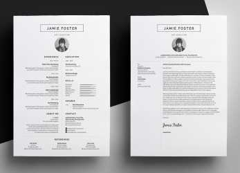 Detail 70 Well-Designed Resume Examples, Your Inspiration