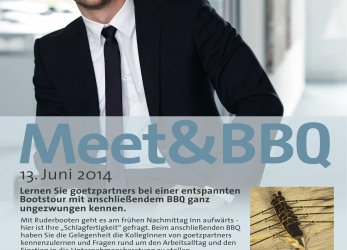 Komplett Meet&BBQ, Goetzpartners Am, Juni 2014 : Campus Passau Blog