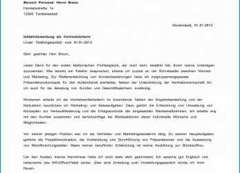 Positiv 4 Blindbewerbung Muster Invitation Templated Intended, … With