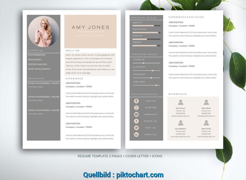 Prime 70 Well-Designed Resume Examples, Your Inspiration