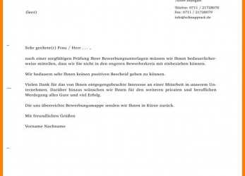 Gut 20+ Text Absage Bewerbung, Mtleban On Office