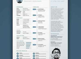 Oben Free Resume Templates:, Free CV Templates To Download & Use