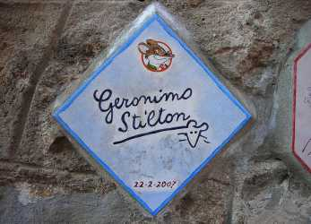 Gut Geronimo Stilton, Wikipedia