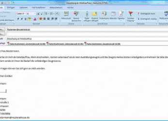 Akzeptabel Bewerbung, Email Text Muster 10 Bewerbung, Email Text